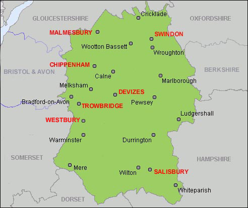 Wiltshire Settlements